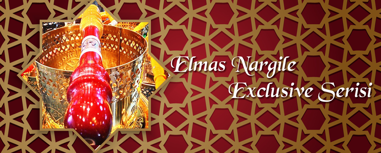 Elmas Nargile Exclusive Serisi